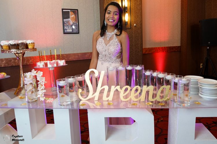 Shreen's Sweet 16